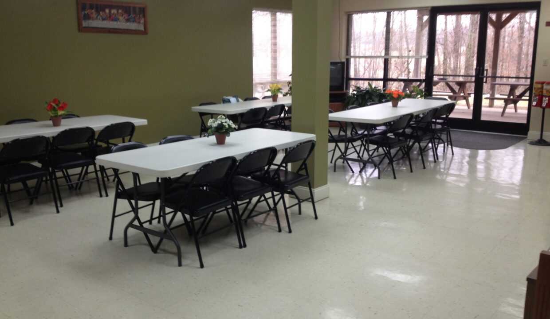 1 community room