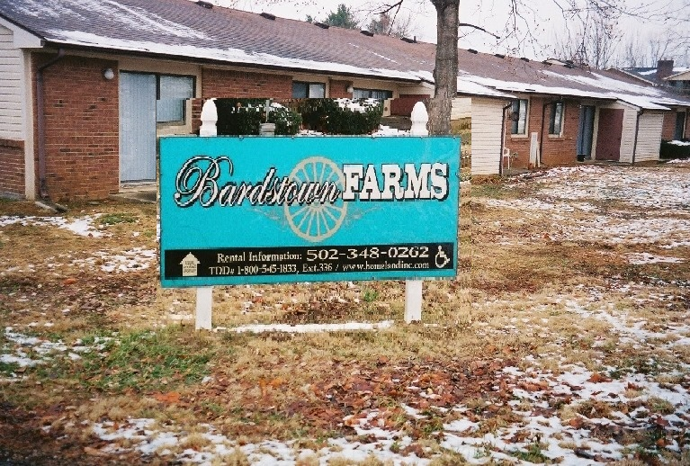 Bard Farms Sign