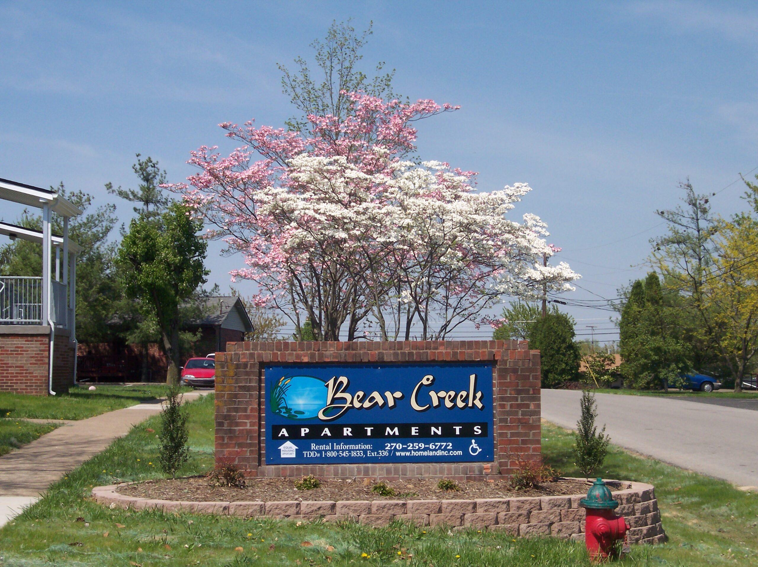 Bear Creek Apartments