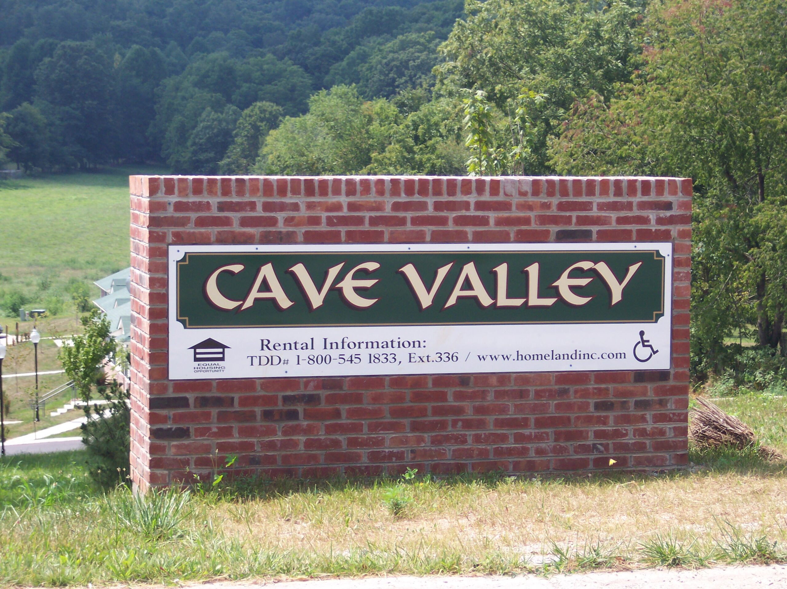 Cave Valley