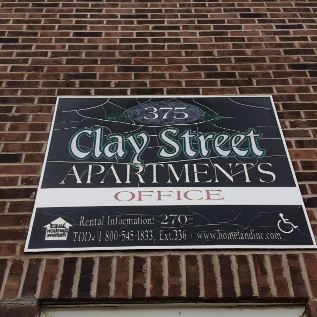 Clay Street Apartments