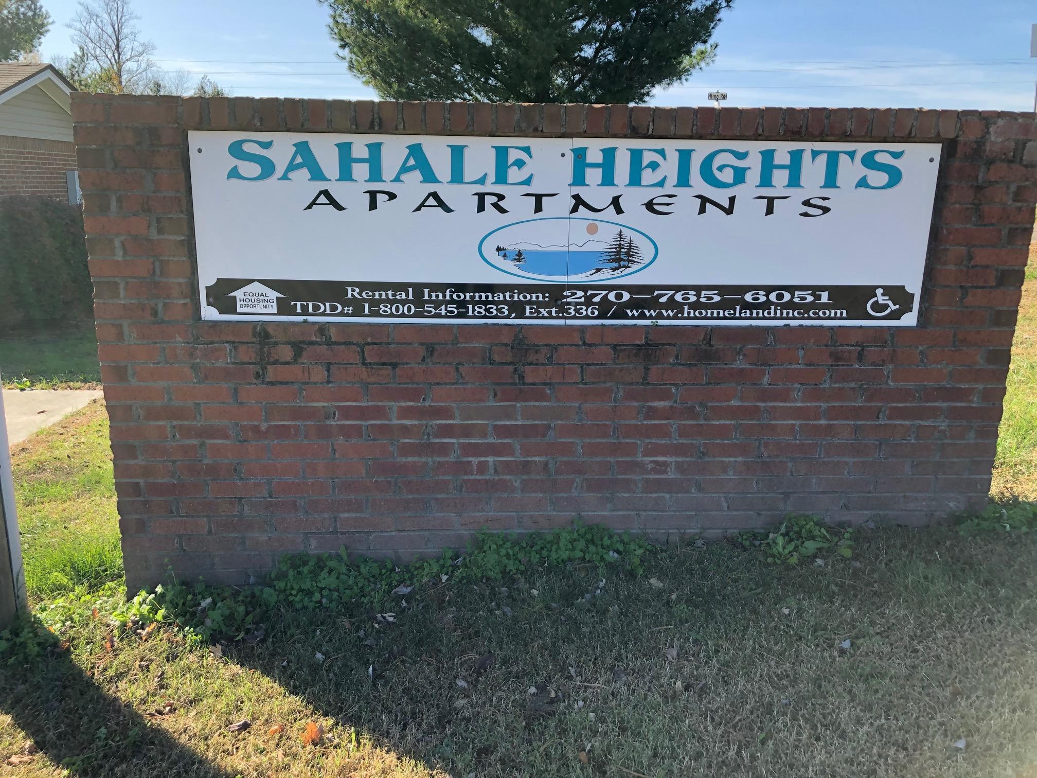 Sahale Heights Apartments