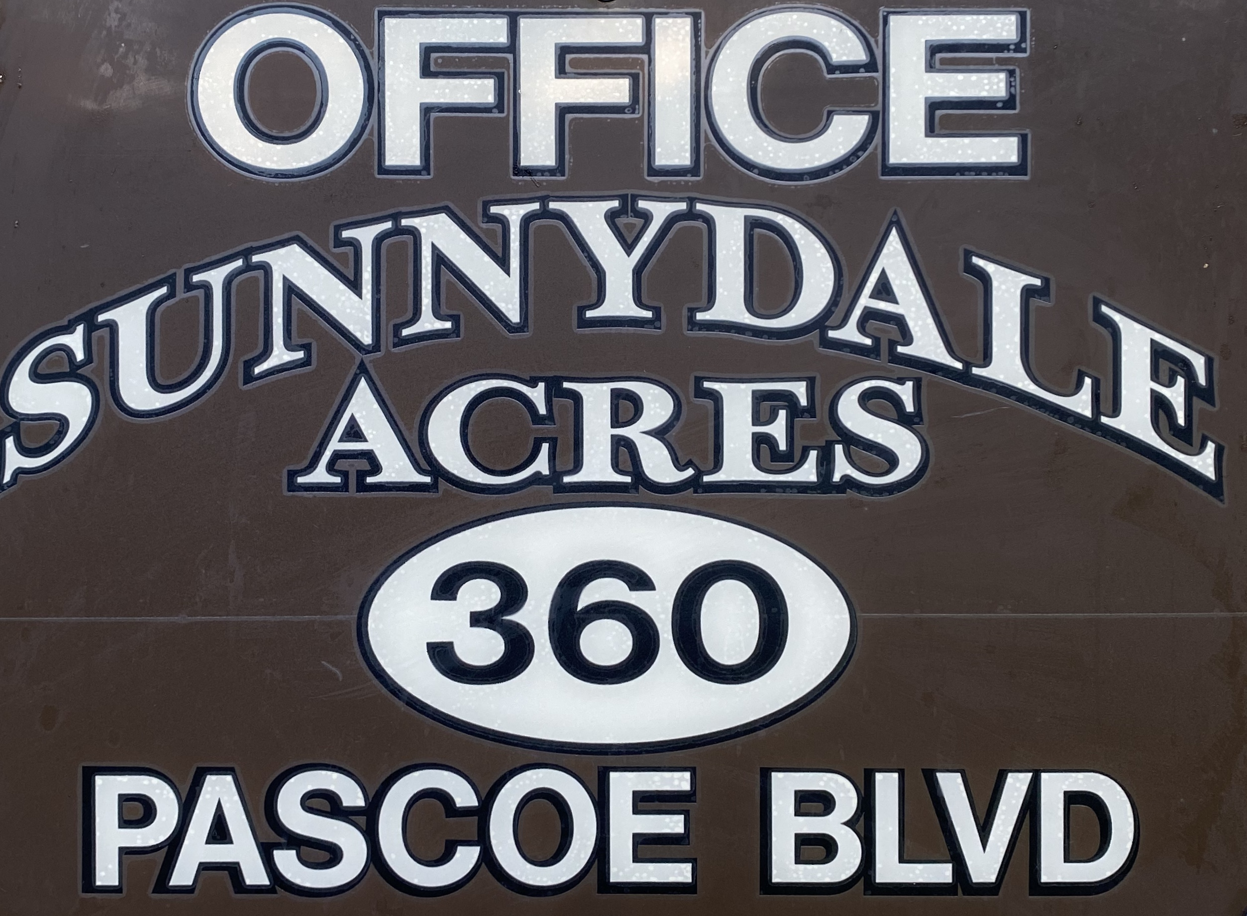 Sunnydale Acres