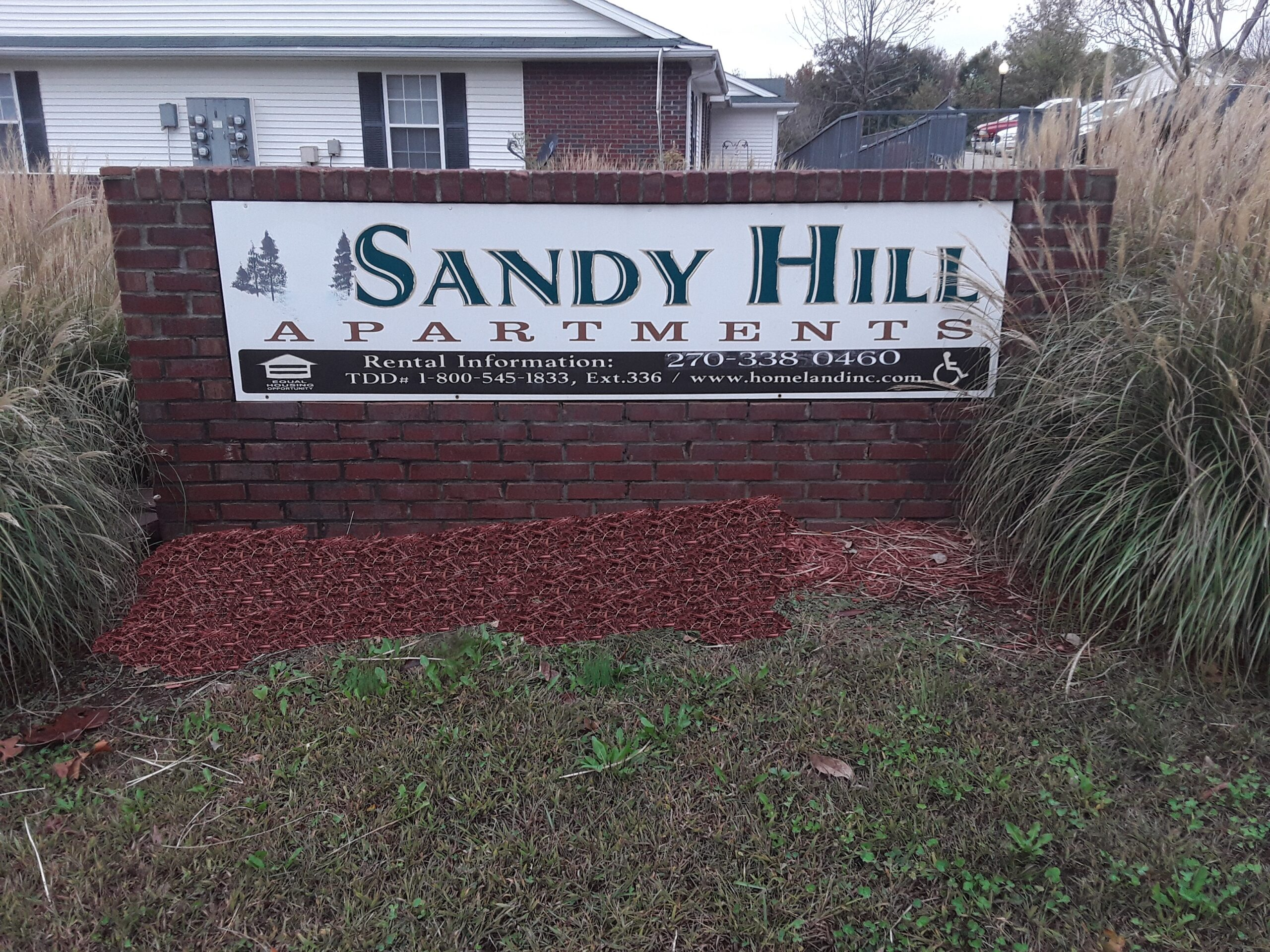 Sandy Hill Apartments