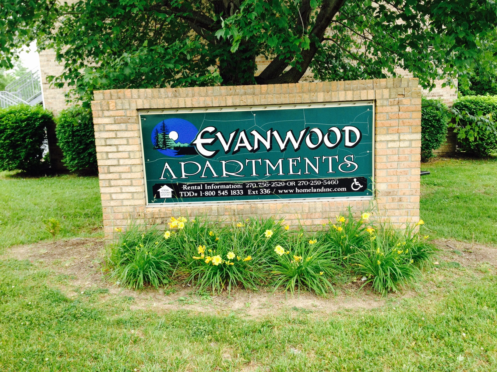 Evanwood Apartments